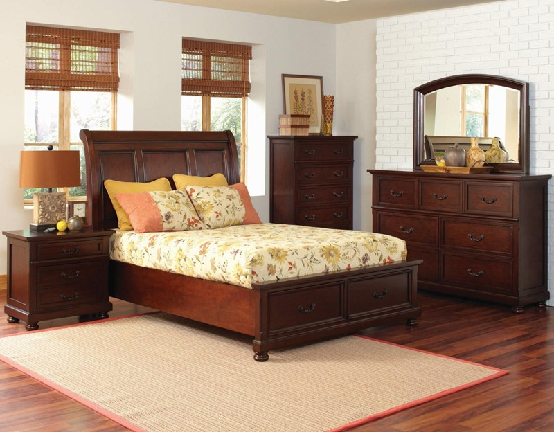 Hannah Bedroom Set with Storage Bed