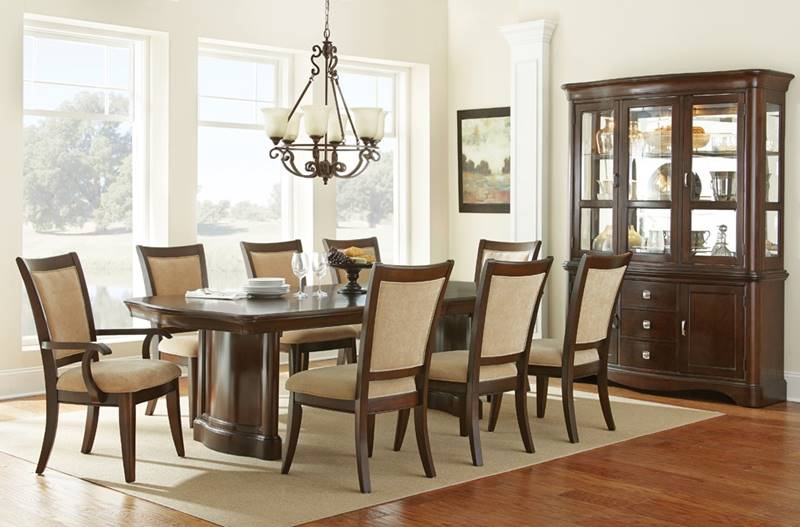 Heather Formal Dining Room Set