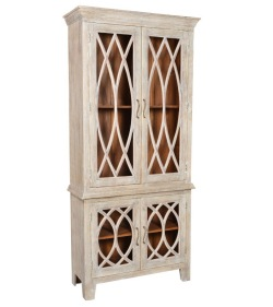 Trinity Tall Display Cabinet