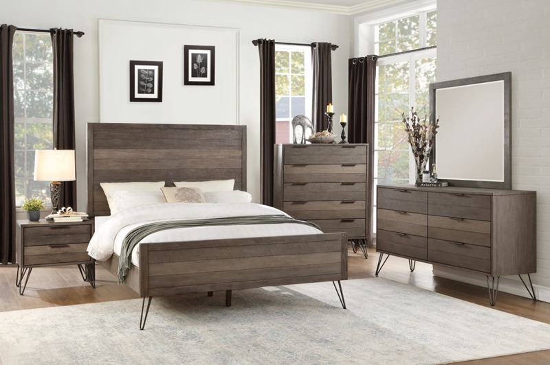 Urbanite Bedroom Set