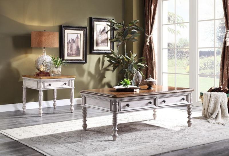 Amancio Coffee Table Set