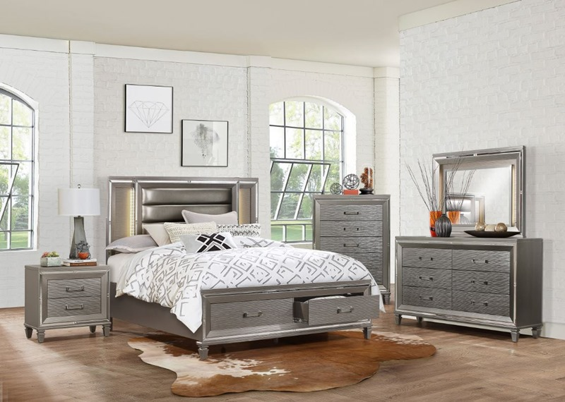Tasmin Bedroom Set