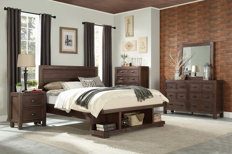 Wrangell Bedroom Set