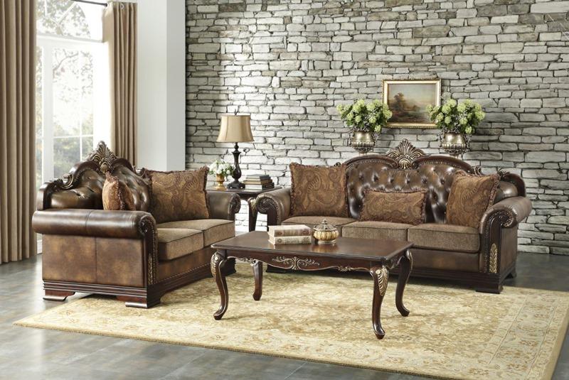 Croydon Formal Living Room Set