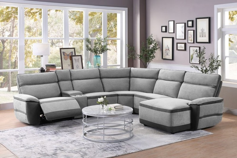 Hedera Reclining Sectional