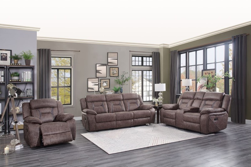 Madrona Reclining Living Room Set