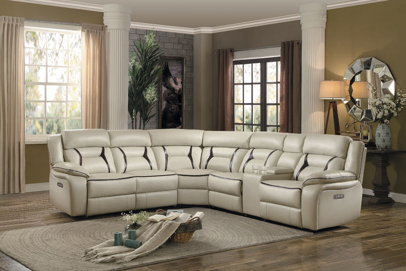 Amite Reclining Sectional