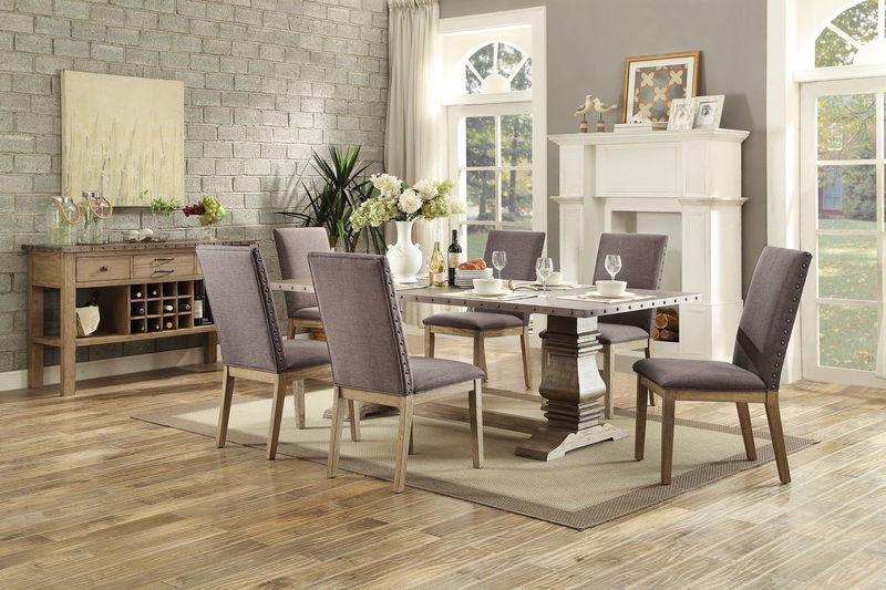 Anna Claire Formal Dining Room Set