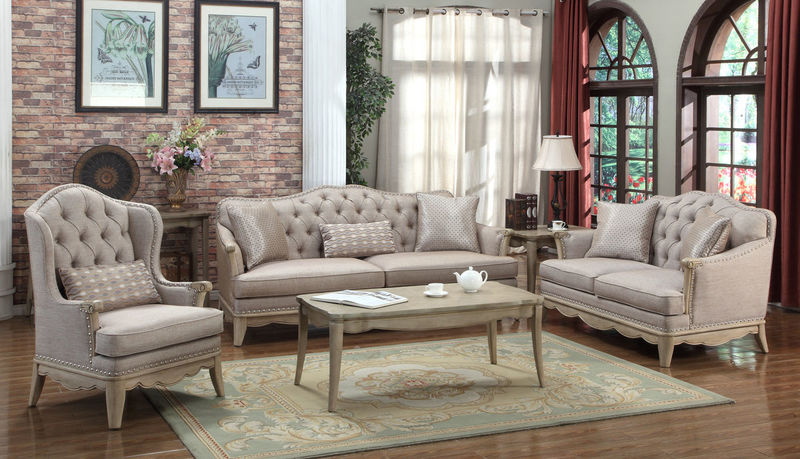 Ashden Living Room Set