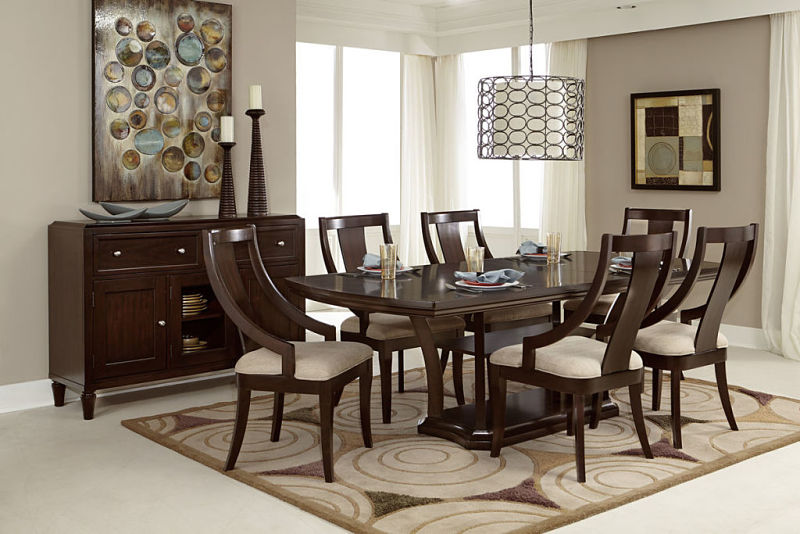 Aubriella Formal Dining Room Set