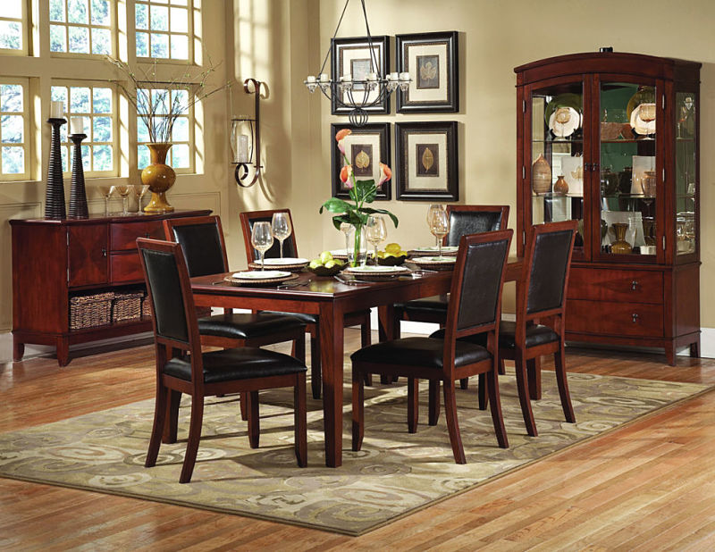Dallas designer furniture abaco dining room set Dining room furniture dallas