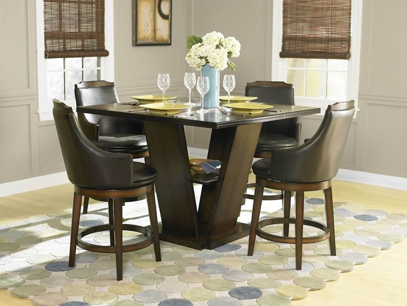 dallas designer furniture bayshore counter height dining