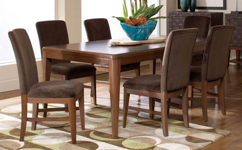 Beaumont Dining Room Set with Rectangle Table