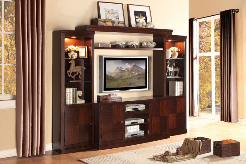 Benecia Entertainment Center