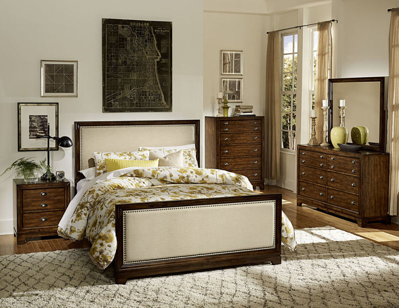 Bernal Heights Bedroom Set