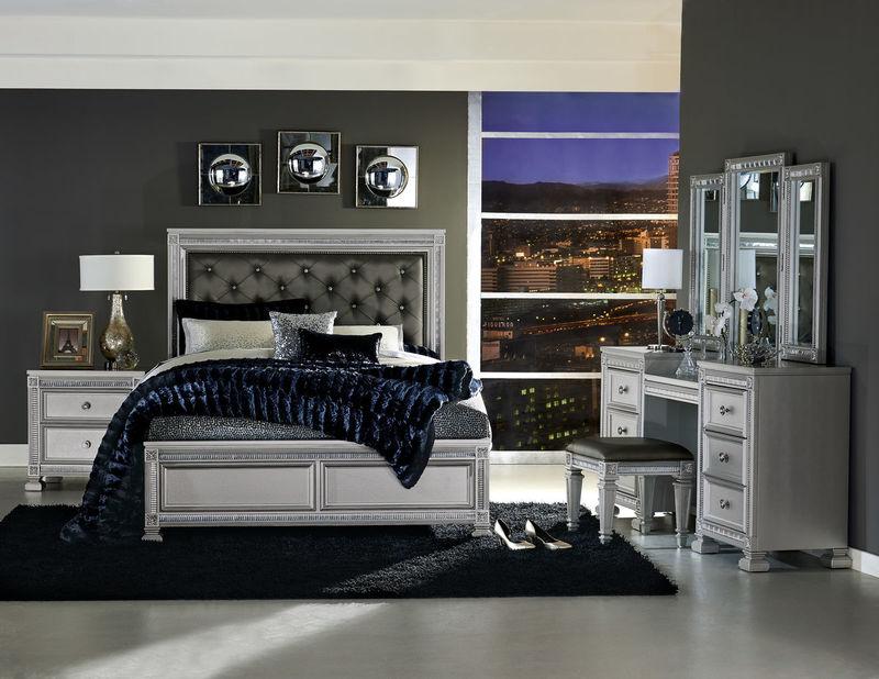 Bevelle Bedroom Set