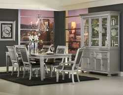Bevelle Formal Dining Room Set