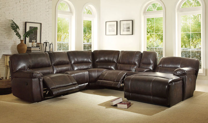 Blythe II Reclining Sectional