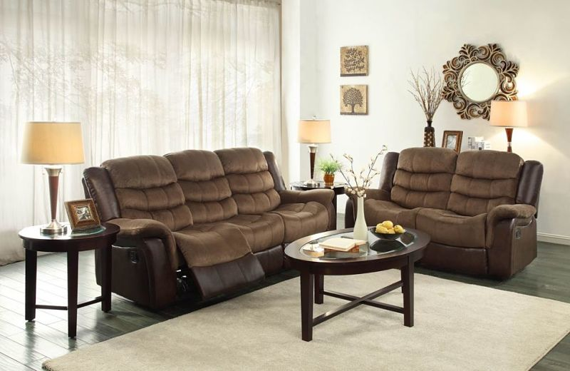 Bunnell Reclining Living Room Set