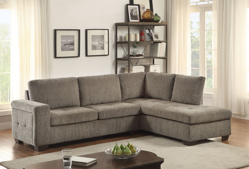 Calby Lane Sectional Sofa with Sleeper