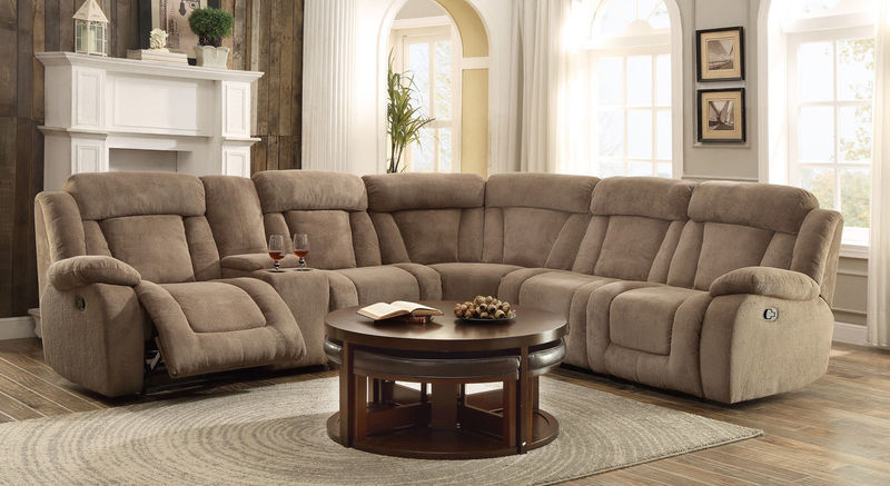 Calumet Reclining Sectional