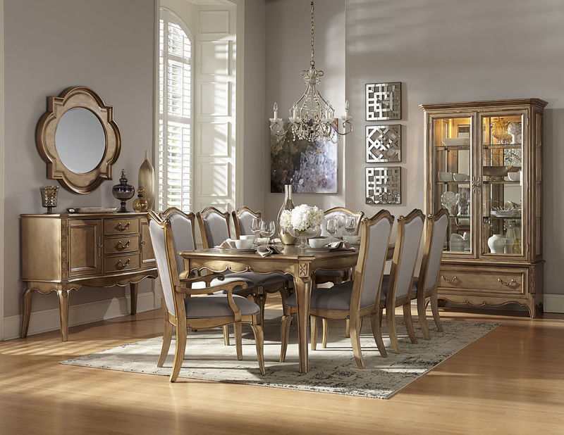 Chambord Formal Dining Room Set