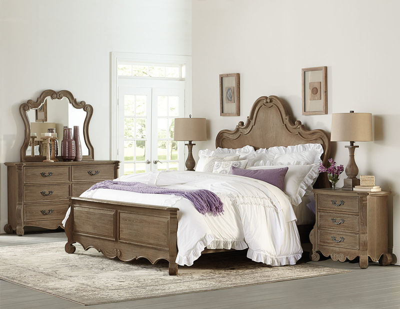 Chrysanthe Bedroom Set