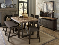 Compson Counter Height Dining Room Set