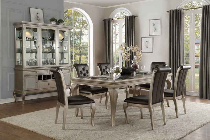Crawford Formal Dining Room Set