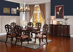 Deryn Park Formal Dining Room Set with Oval Table