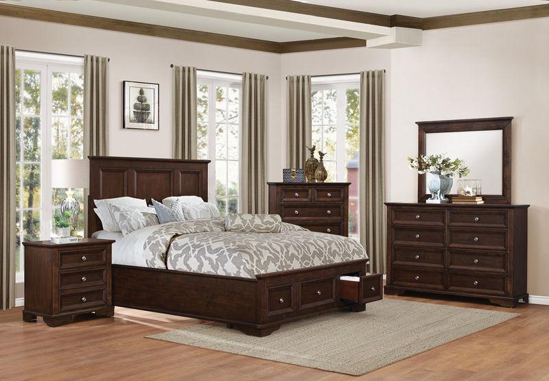 Homelegance | 1844DC Eunice Bedroom Set | Dallas Designer Furniture
