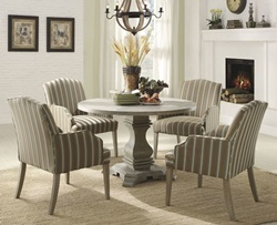 Euro Casual Dining Room Set