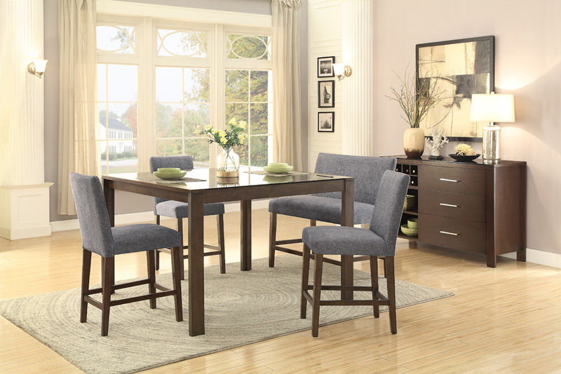 Fielding Counter Height Dining Room Set