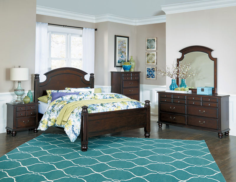 Frederica Bedroom Set