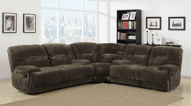 Geoffrey Reclining Sectional