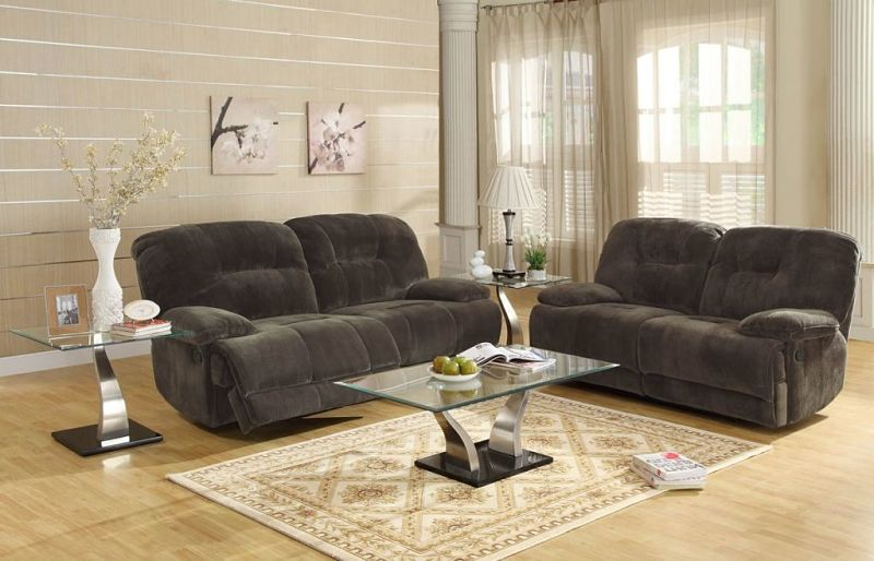 Geoffrey Reclining Living Room Set with Power Motion