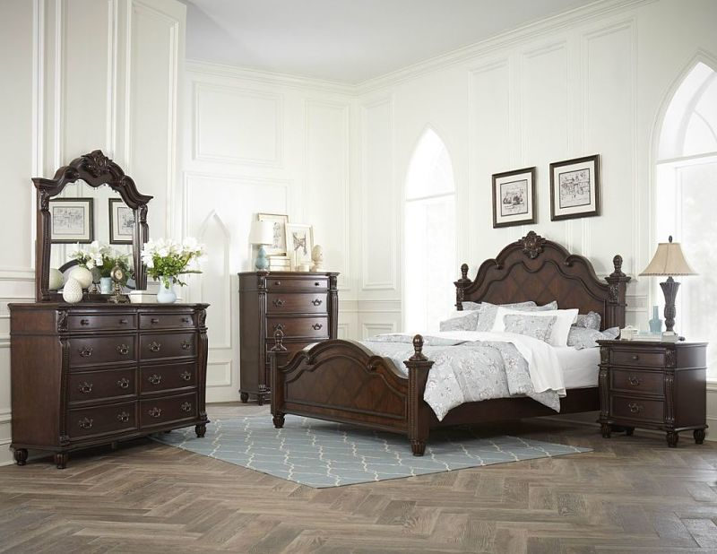 Hadley Row Bedroom Set
