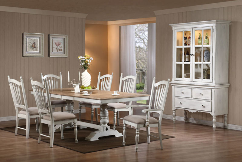 dallas designer furniture | hollyhock country dining room set