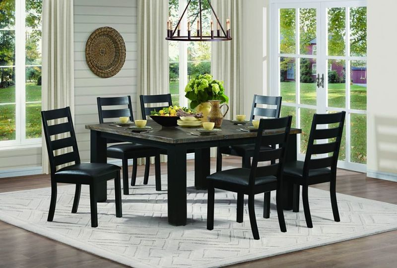 Dallas Designer Furniture Cromwell Formal Dining Room Set