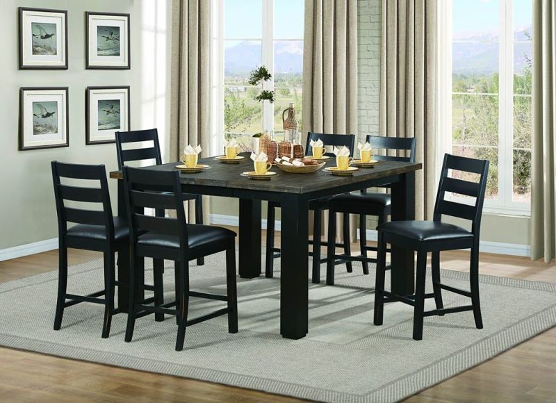 Hyattsvile Counter Height Dining Room Set