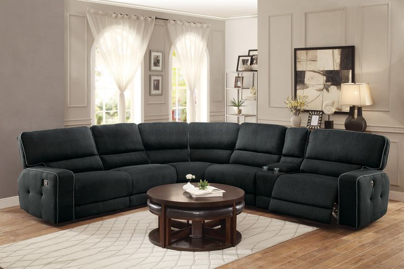 Keamey Reclining Sectional