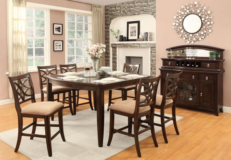 Keegan Counter Height Dining Table Set