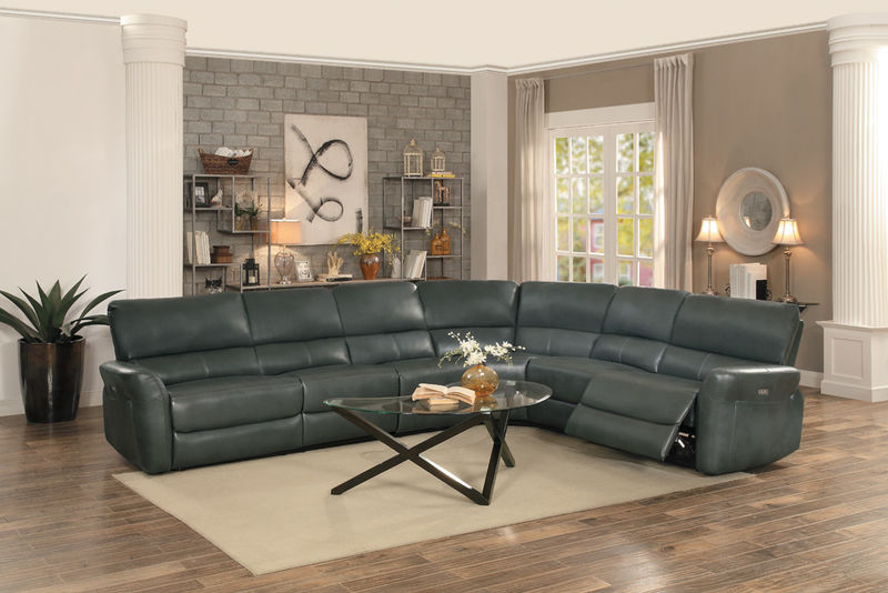 Kismet Reclining Sectional