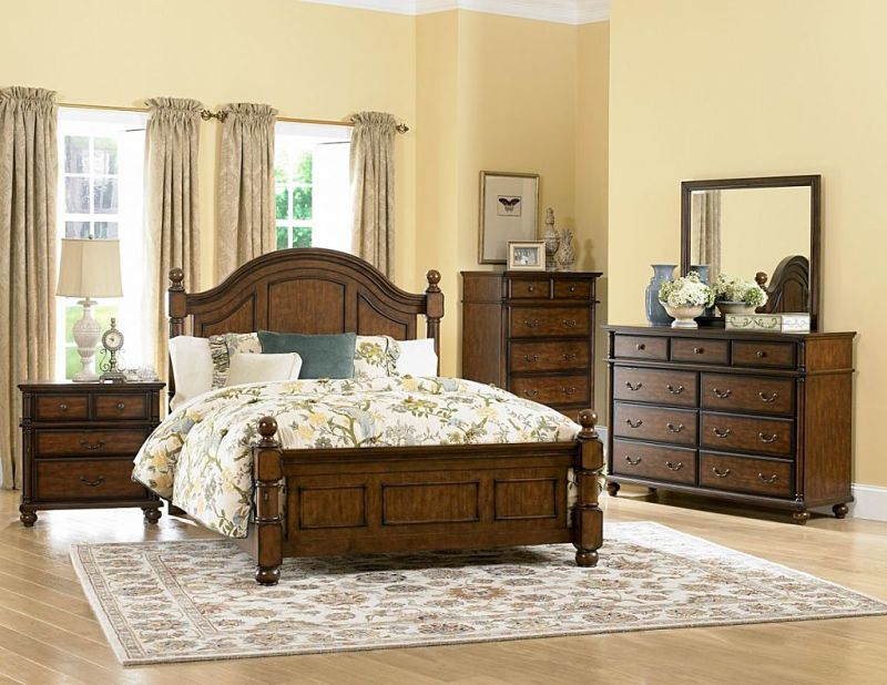 dallas designer furniture kayla cottage white bedroom set
