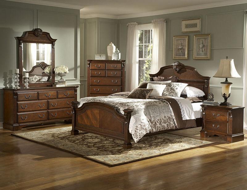Nice Legacy Bedroom Set