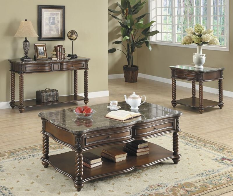 Lockwood Coffee Table Set