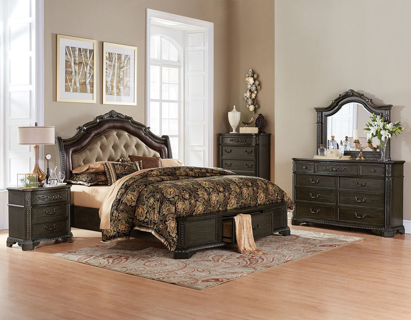 Londrina Bedroom Set
