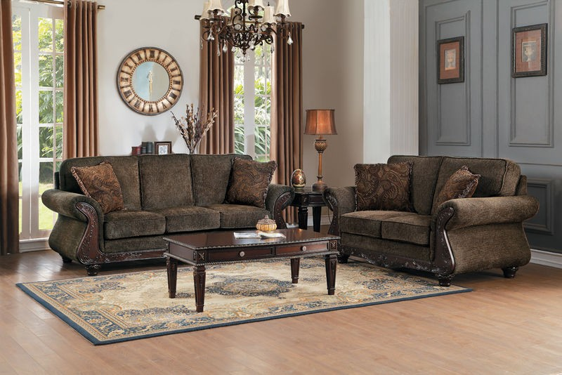 Mandeville Formal Living Room Set