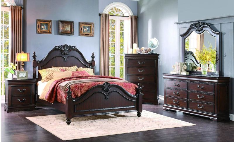 Mont Belvieu Bedroom Set