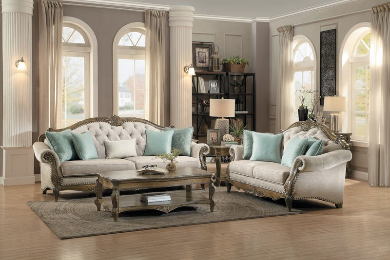 Moorewood Park Formal Living Room Set